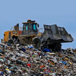 V-Ceptor security towers for waste-management